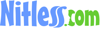 Nitless dot com logo
